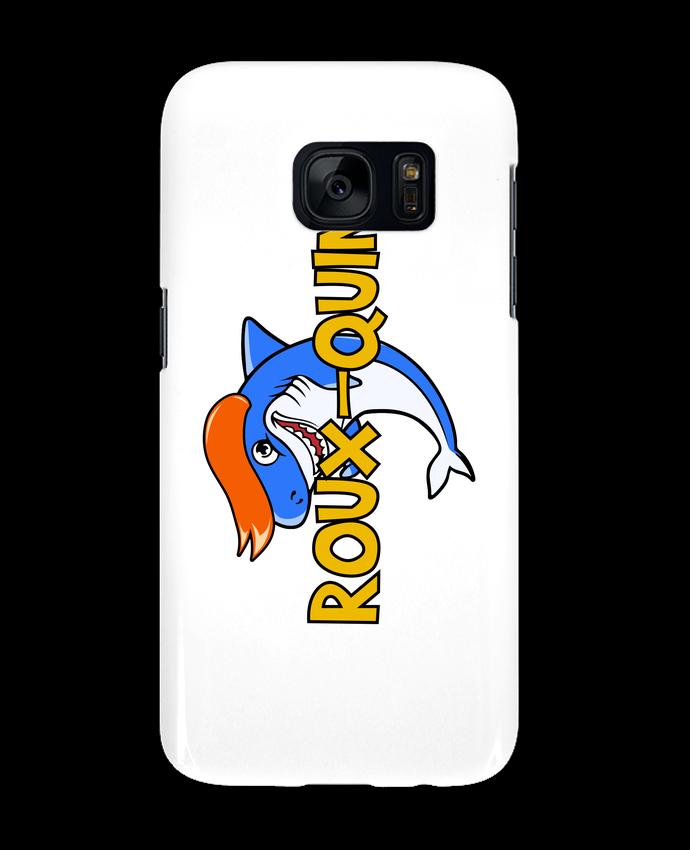 Coque 3D Samsung Galaxy S7 Roux-quin par tunetoo