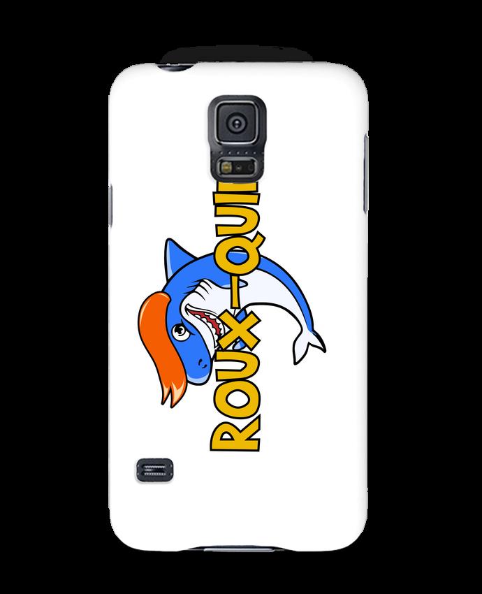 Coque 3D Samsung Galaxy S5 Roux-quin par tunetoo