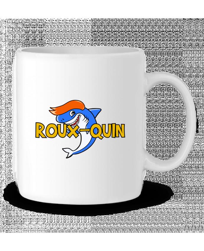 Mug en Céramique Roux-quin par tunetoo