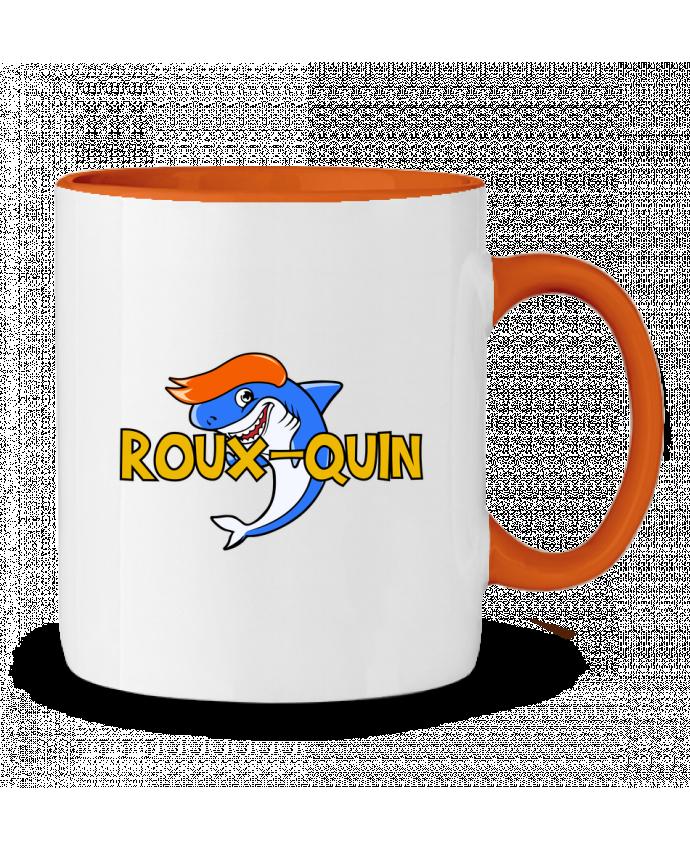 Mug en Céramique Bicolore Roux-quin tunetoo