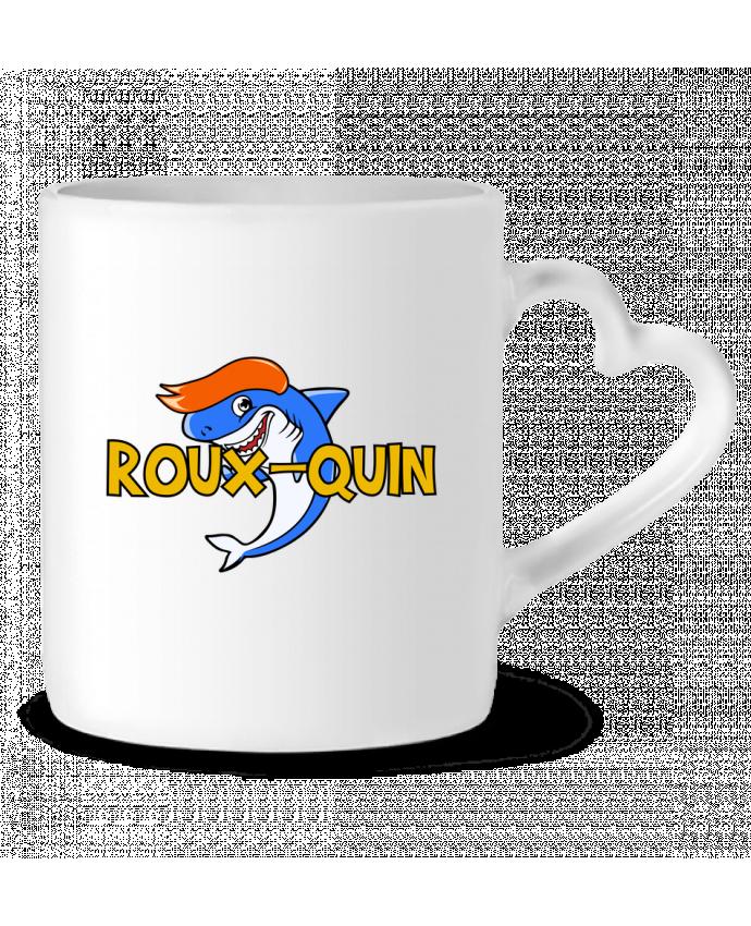 Mug Coeur Roux-quin par tunetoo