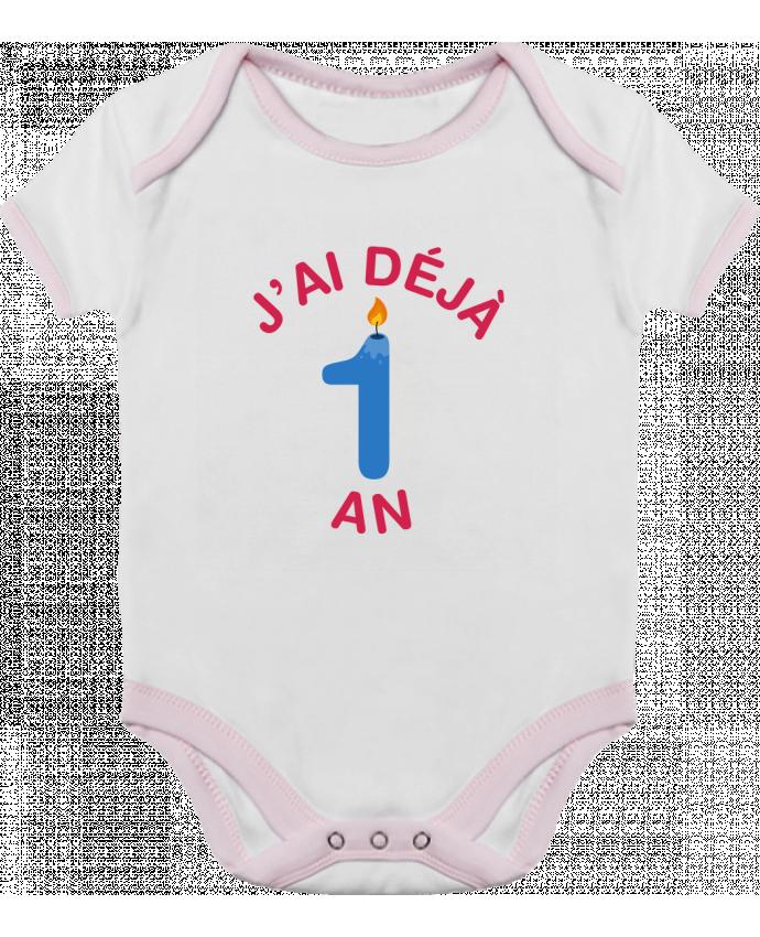 Body Bébé Contrasté Déjà 1 ans Cadeau bébé par tunetoo