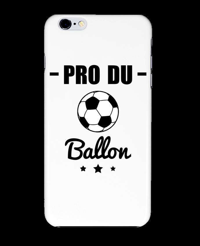 Coque 3D Iphone 6+ Pro du ballon de football de Benichan