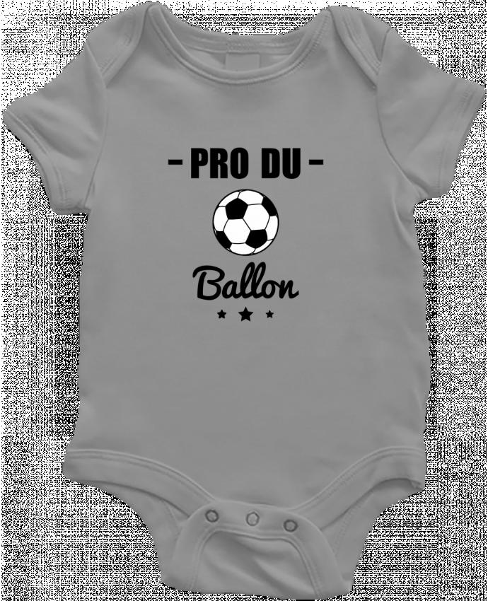 Body Bébé Pro du ballon de football par Benichan