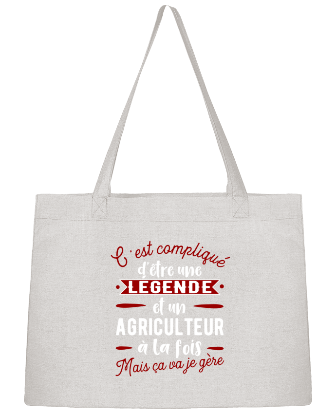 Sac Cabas Shopping Stanley Stella Légende et agriculteur par Original t-shirt
