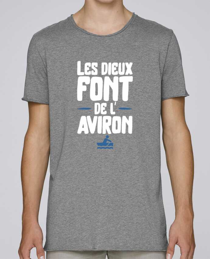 T-shirt Homme Oversized Stanley Skates Dieu de l'aviron par Original t-shirt