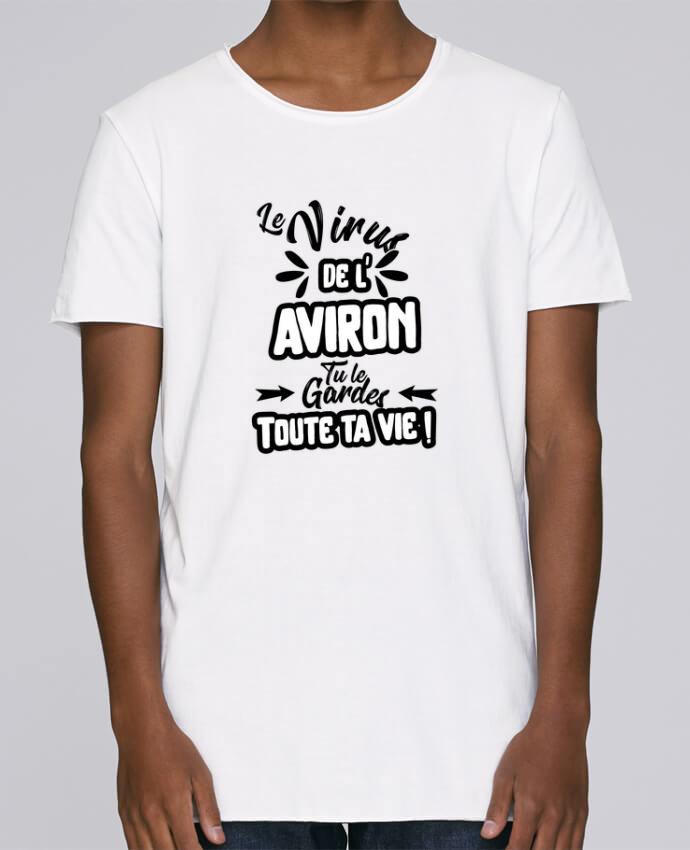 T-shirt Homme Oversized Stanley Skates Virus de l'Aviron par Original t-shirt