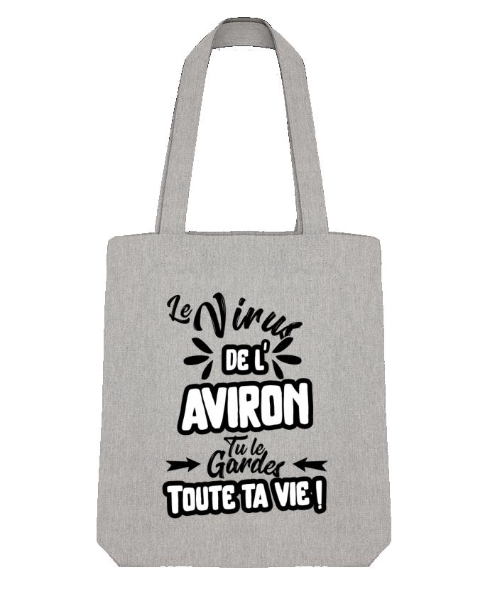 Tote Bag Stanley Stella Virus de l'Aviron par Original t-shirt