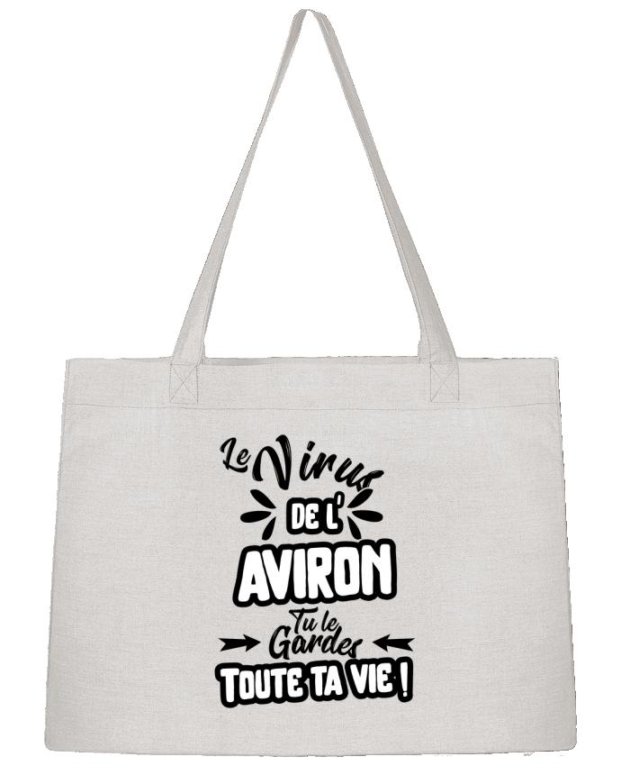 Sac Cabas Shopping Stanley Stella Virus de l'Aviron par Original t-shirt