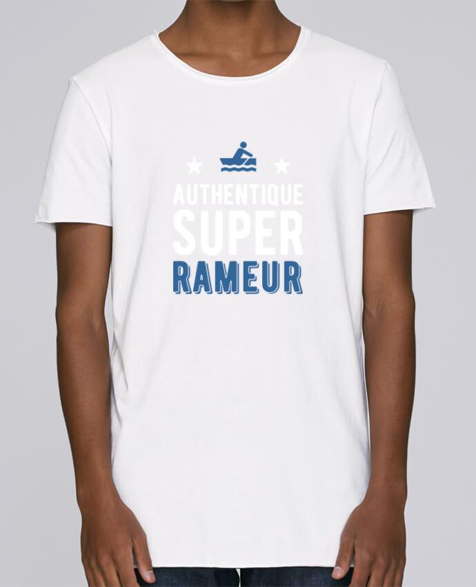 T-shirt Homme Oversized Stanley Skates Authentique rameur par Original t-shirt