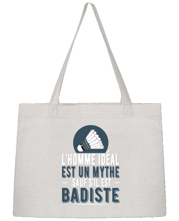 Sac Cabas Shopping Stanley Stella Homme Badiste Badminton par Original t-shirt