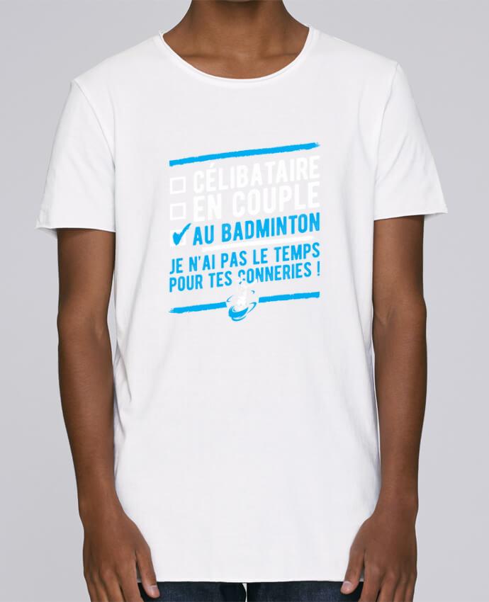 T-shirt Homme Oversized Stanley Skates Accro badminton par Original t-shirt