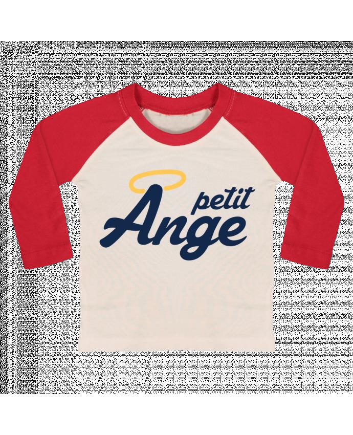 T-shirt Bébé Baseball Manches Longues Petit Ange par tunetoo