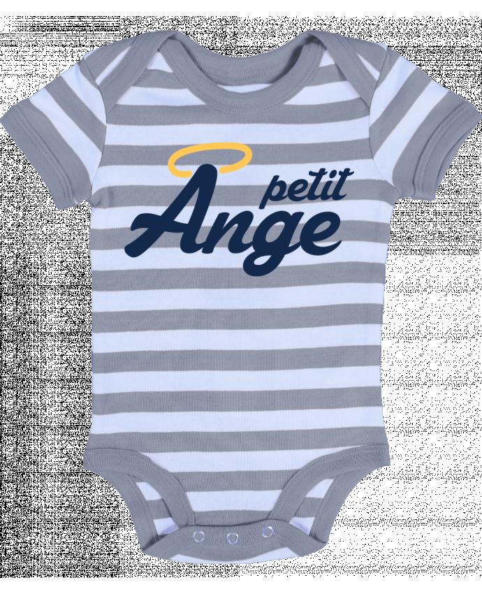 Body Bébé à Rayures Petit Ange - tunetoo