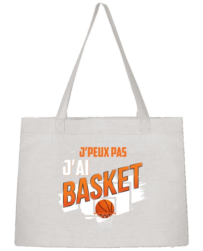 Sac Cabas Shopping Stanley Stella J'peux pas j'ai basket par Original t-shirt