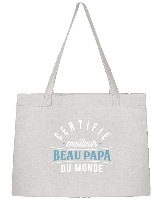 Sac Cabas Shopping Stanley Stella Meilleur beau papa par Original t-shirt