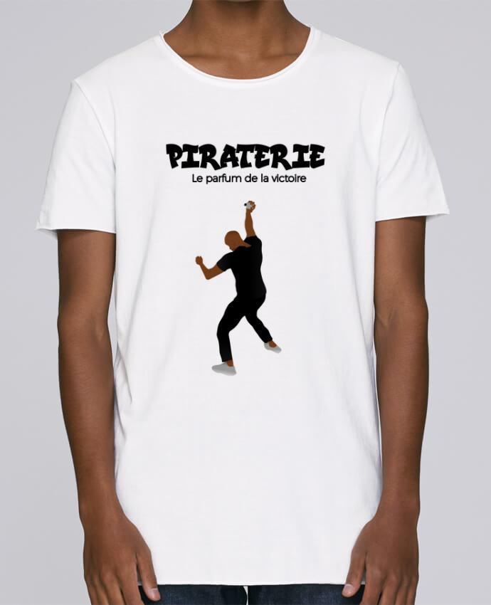 T-shirt Homme Oversized Stanley Skates Booba vs Kaaris parfum par tunetoo