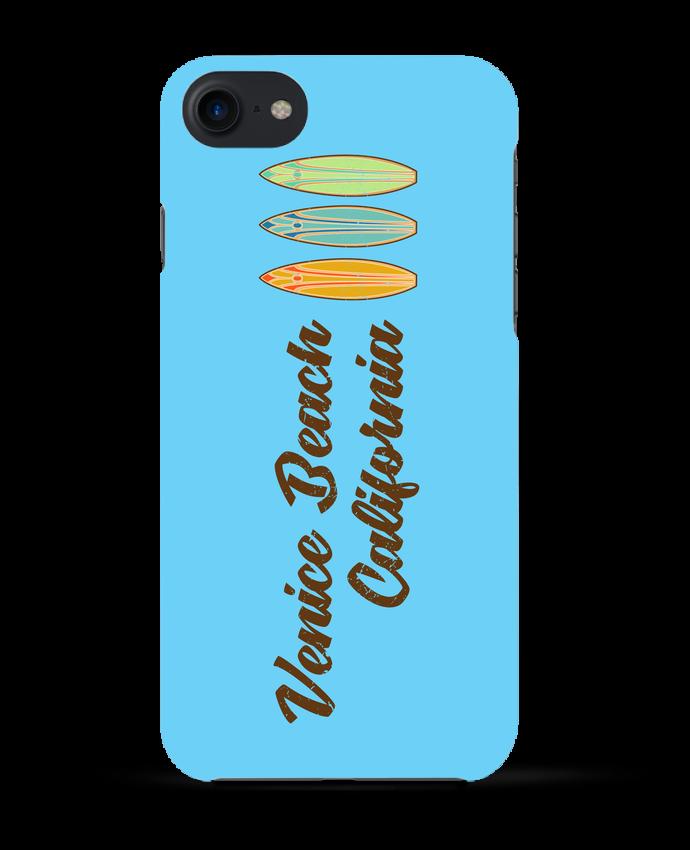 3913707 coque 3d iphone 7 blanc venice beach surf by tunetoo