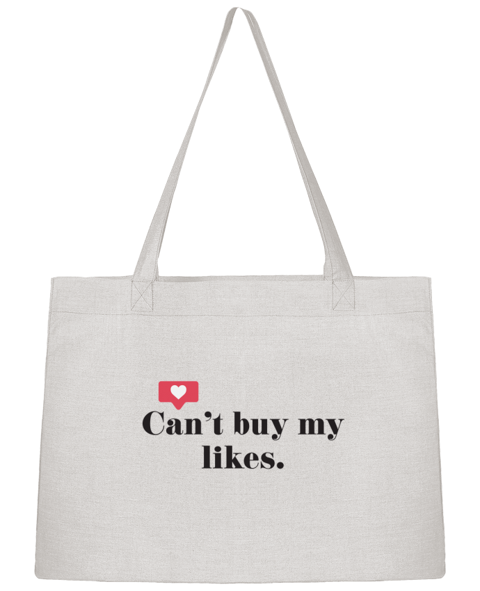 Sac Cabas Shopping Stanley Stella Can't buy my likes par tunetoo