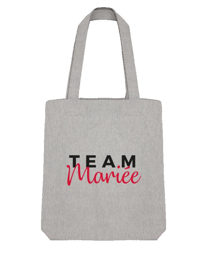 Tote Bag Stanley Stella Team Mariée par Nana
