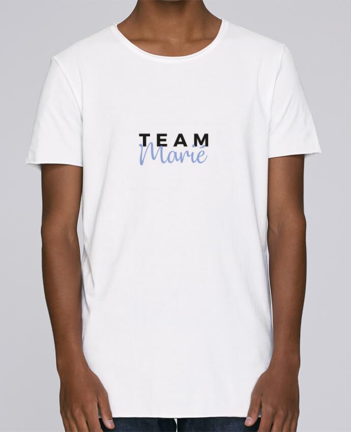T-shirt Homme Oversized Stanley Skates Team Marié par Nana