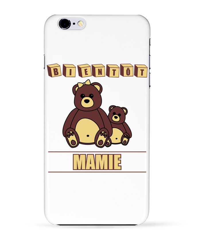 coque iphone 6 plus peluche