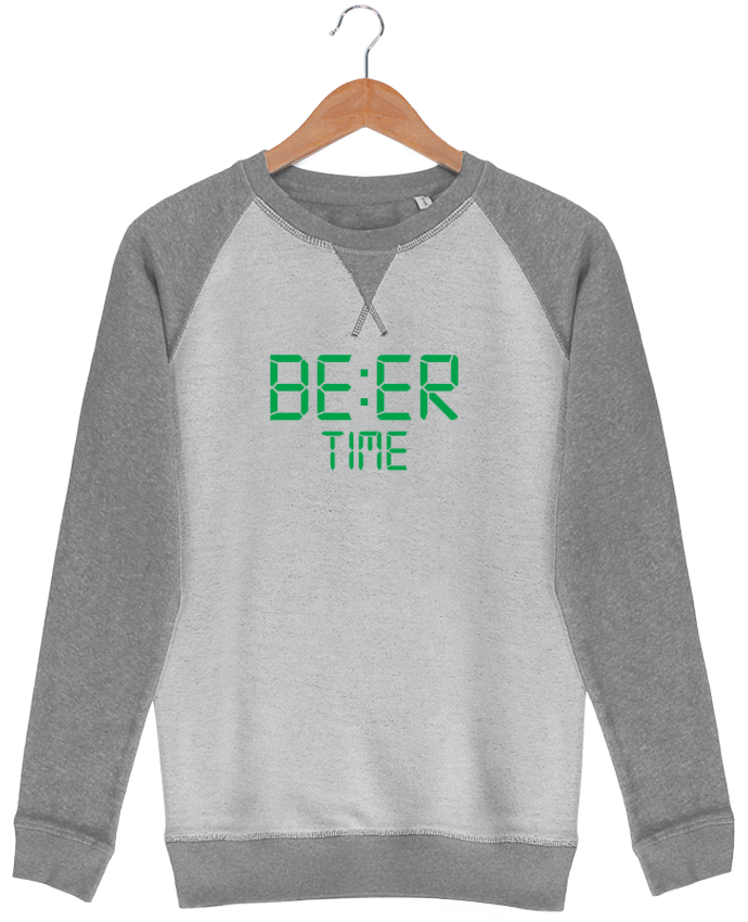 Sweat French Terry Beer time par tunetoo