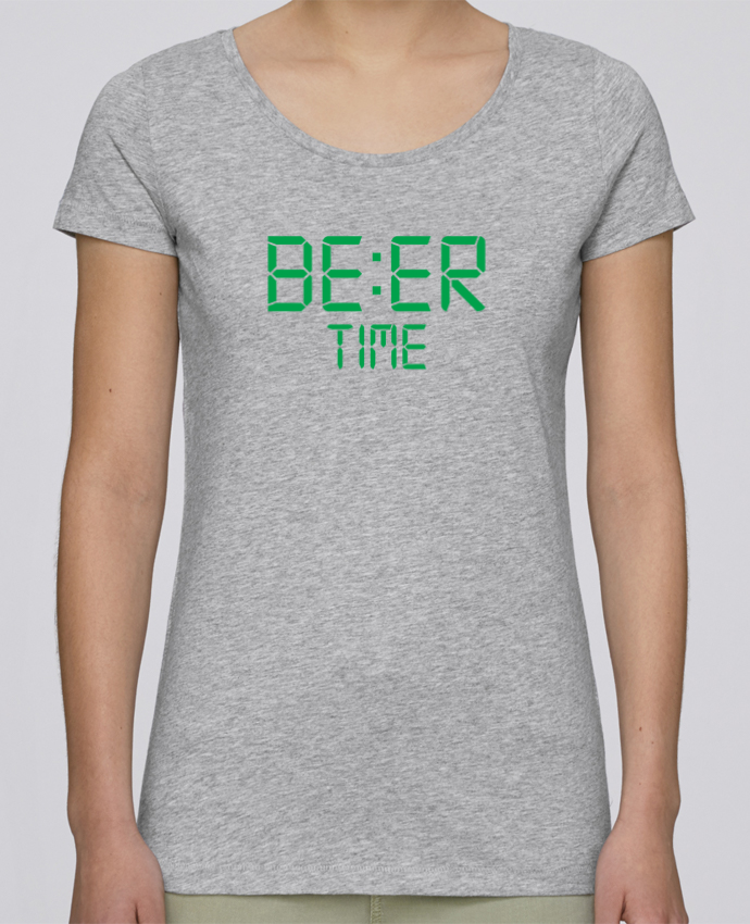 T-shirt Femme Stella Loves Beer time par tunetoo