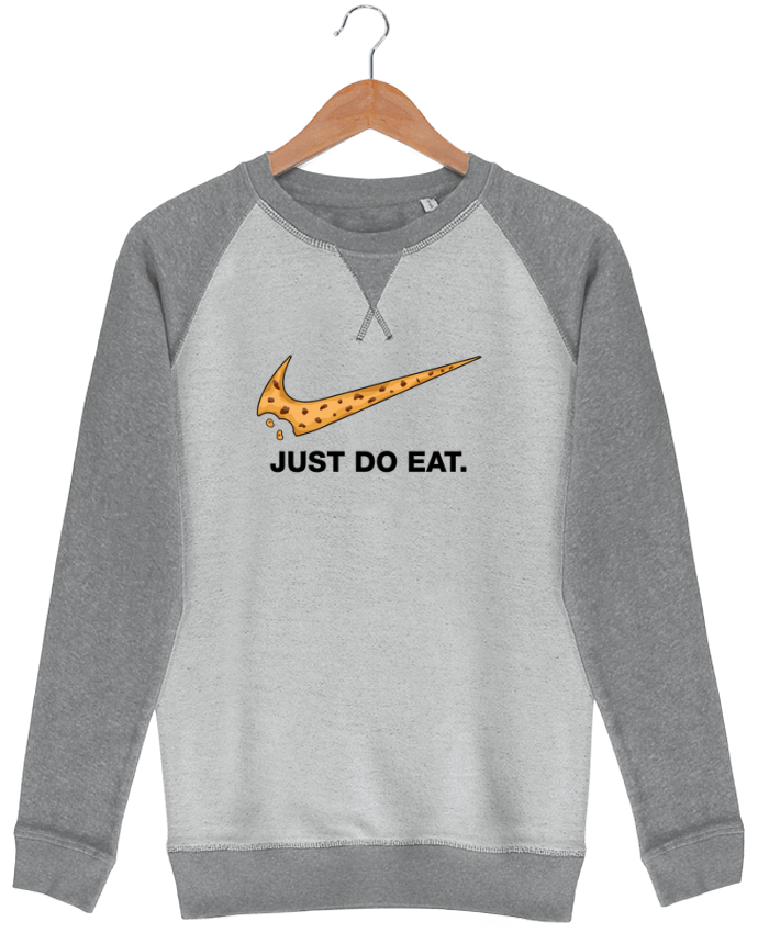 Sweat French Terry Just do eat par tunetoo