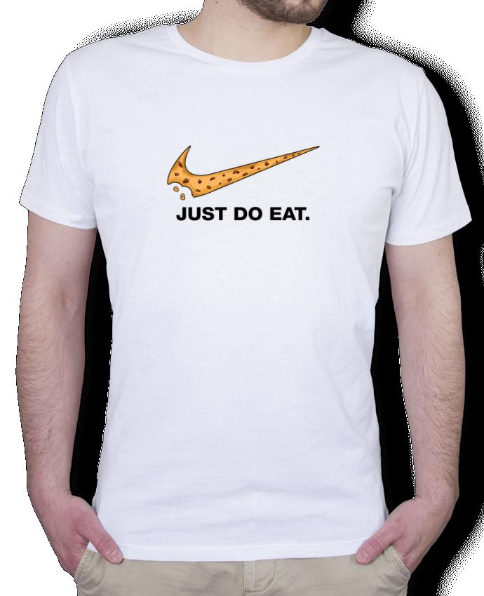 T-Shirt Homme Stanley Hips Just do eat par tunetoo