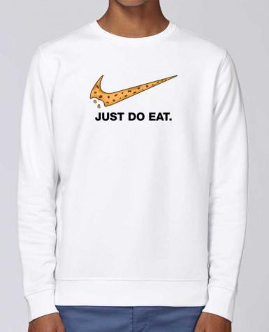 Sweat Col rond Femme Stanley Stella Rise Just do eat par tunetoo