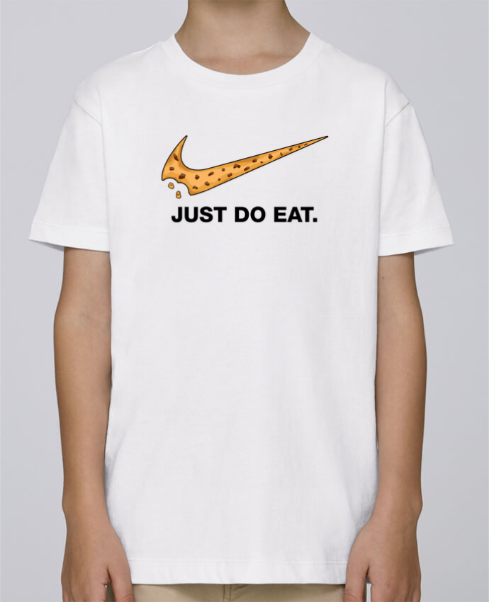 Tee Shirt Garçon Stanley Mini Paint Just do eat par tunetoo