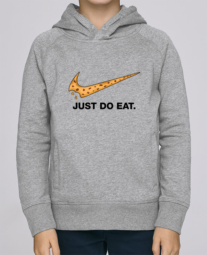 Sweat à Capuche Enfant Stanley Mini Base Just do eat par tunetoo