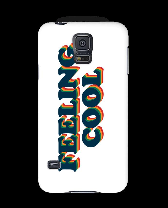 Coque 3D Samsung Galaxy S5 Feeling cool par tunetoo
