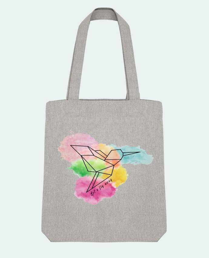 Tote Bag Stanley Stella Let's fly away par Cassiopia