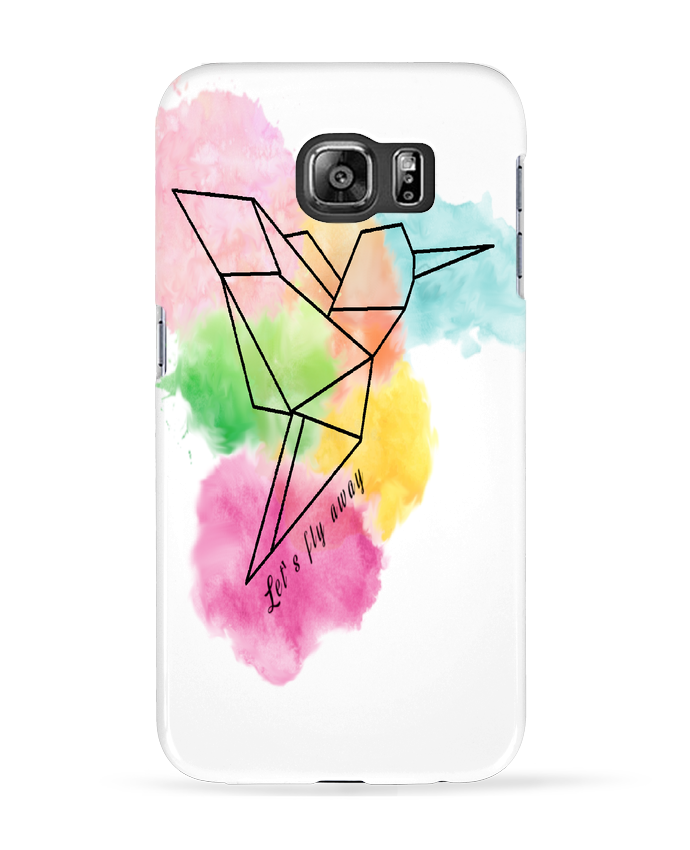 Coque Samsung Galaxy S6 Let's fly away - Cassiopia