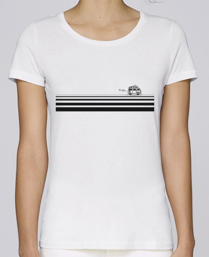 T-shirt Femme Stella Loves Go par Yan Fletcher