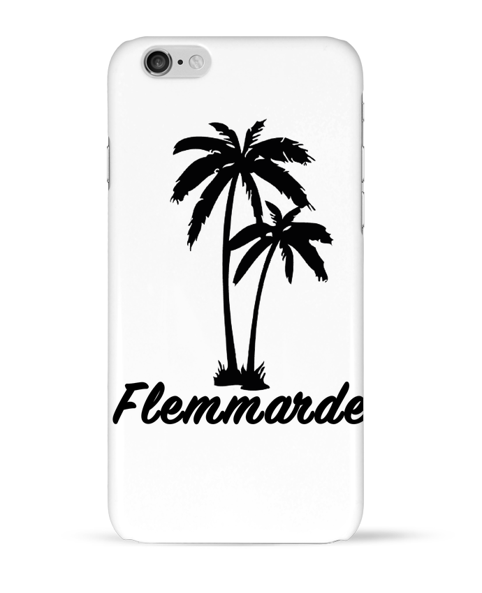 Coque 3D Iphone 6 Madame Flemmarde par Cassiopia®