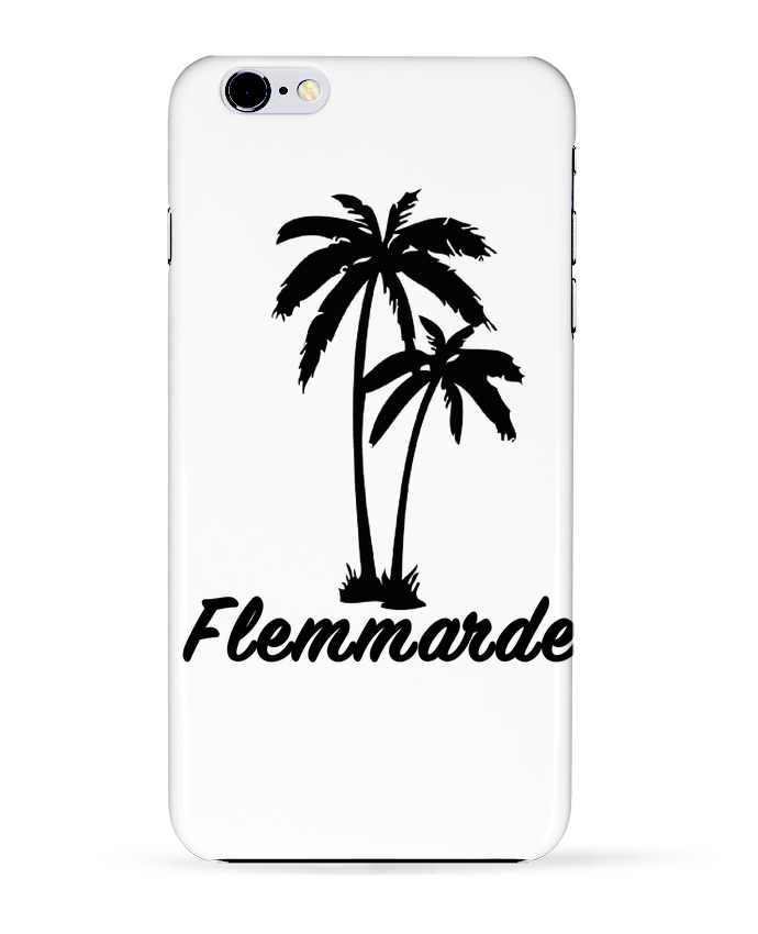 Coque 3D Iphone 6+ Madame Flemmarde de Cassiopia®