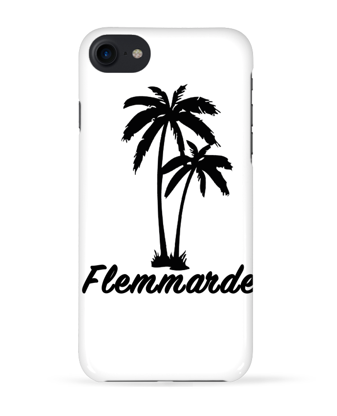 Coque 3D Iphone 7 Madame Flemmarde de Cassiopia®