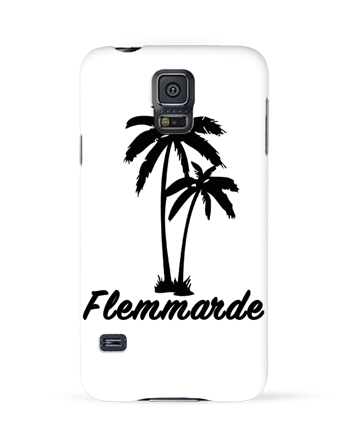 Coque 3D Samsung Galaxy S5 Madame Flemmarde par Cassiopia®