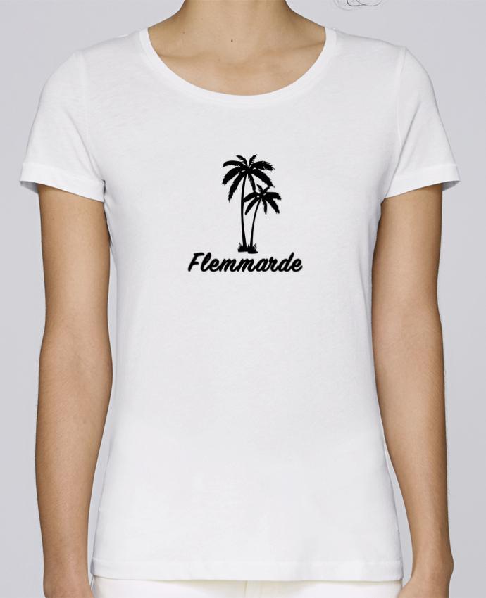 T-shirt Femme Stella Loves Madame Flemmarde par Cassiopia®