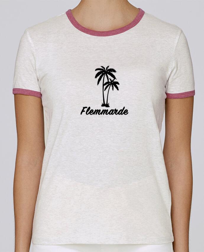 T-shirt Femme Stella Returns Madame Flemmarde pour femme par Cassiopia®