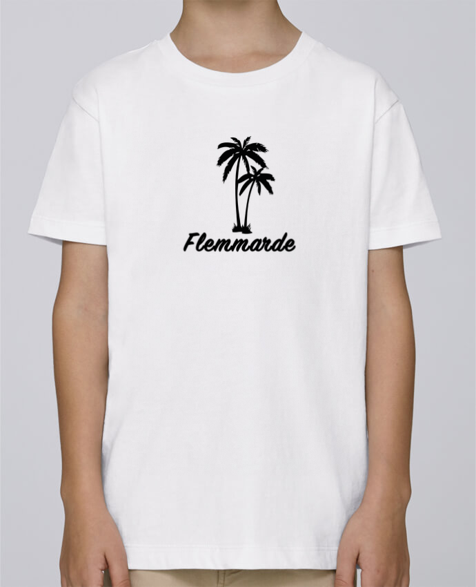 Tee Shirt Garçon Stanley Mini Paint Madame Flemmarde par Cassiopia®