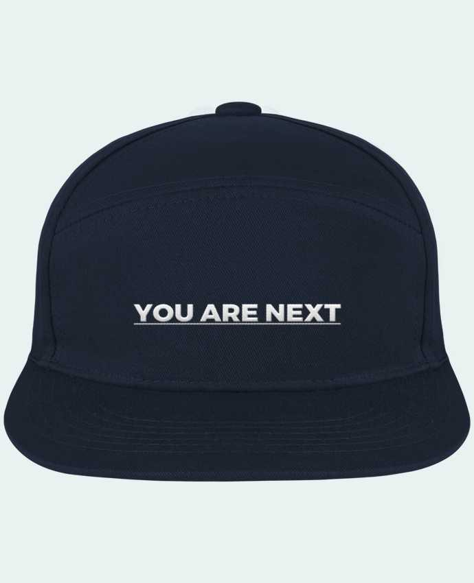 Casquette Snapback Pitcher You are next par tunetoo