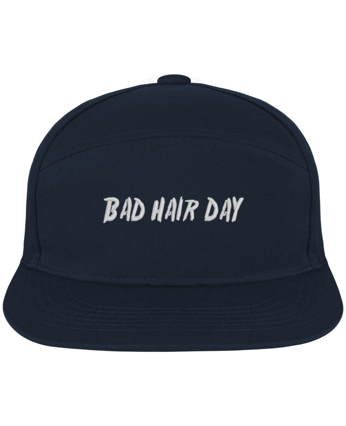 Casquette Snapback Pitcher Bad hair day par tunetoo