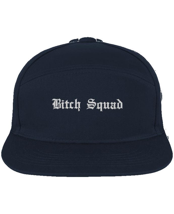 Casquette Snapback Pitcher Bitch Squad par tunetoo