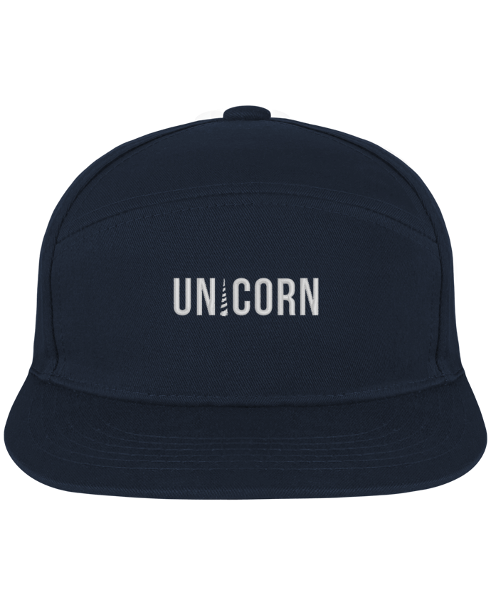 Casquette Snapback Pitcher Unicorn par tunetoo