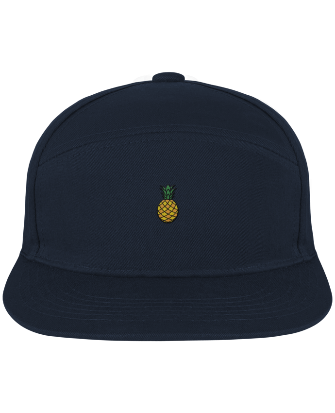 Casquette Snapback Pitcher Ananas orange par tunetoo