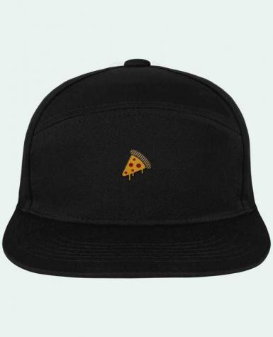 Casquette Snapback Pitcher Pizza slice par tunetoo